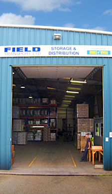 Field Transport handling and distribution