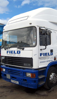 Field Transport road haulage and distribution