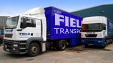 Field Transport road haulage